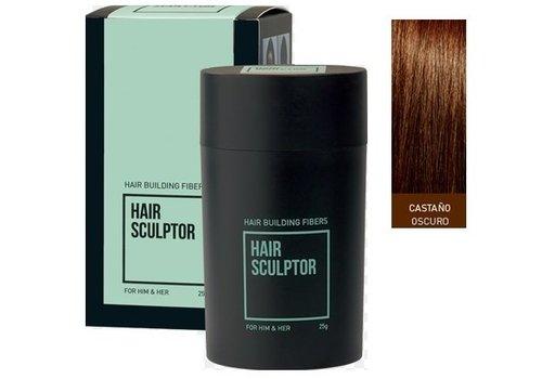 Sinelco Hair Sculptor Fiber Powder Donker Bruin 25 Gr.