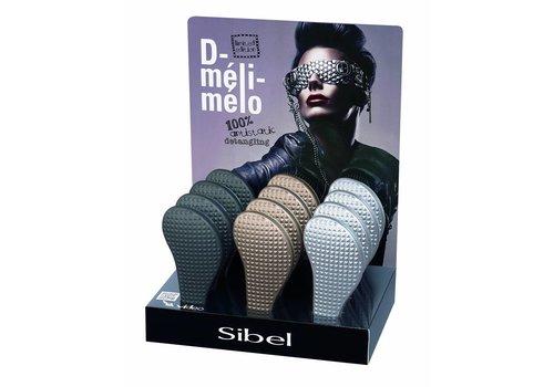 Display Audrey 18St D-Meli-Melo Borstels