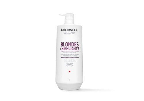 Goldwell Goldwell Dualsenses Blondes & Highlight Shampoo 1000ml