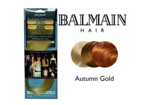 Balmain Balmain Clip Tape Extension 25Cm Autumn Gold