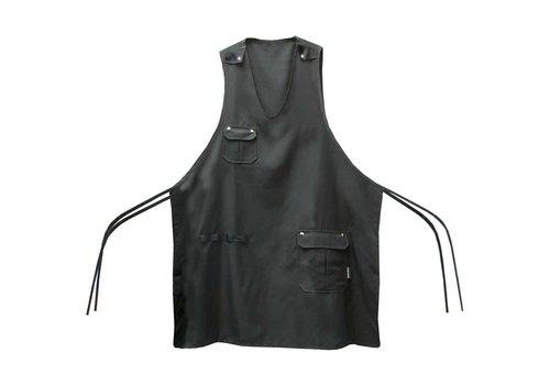 Trend Design Trend Design Jeans Style Dress Zwart