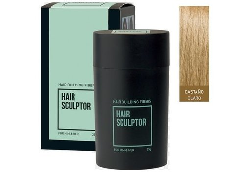 Sinelco Hair Sculptor Fiber Powder Licht Bruin 25 Gr.