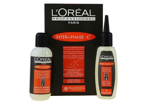 Loreal Loreal Interphase-C 2 Gevoelig Haar Pakket