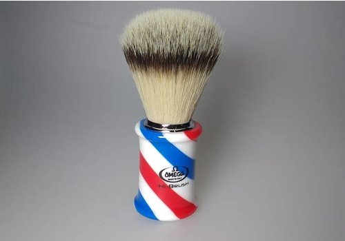 Omega Omega Hi-Brush Barber Scheerkwast