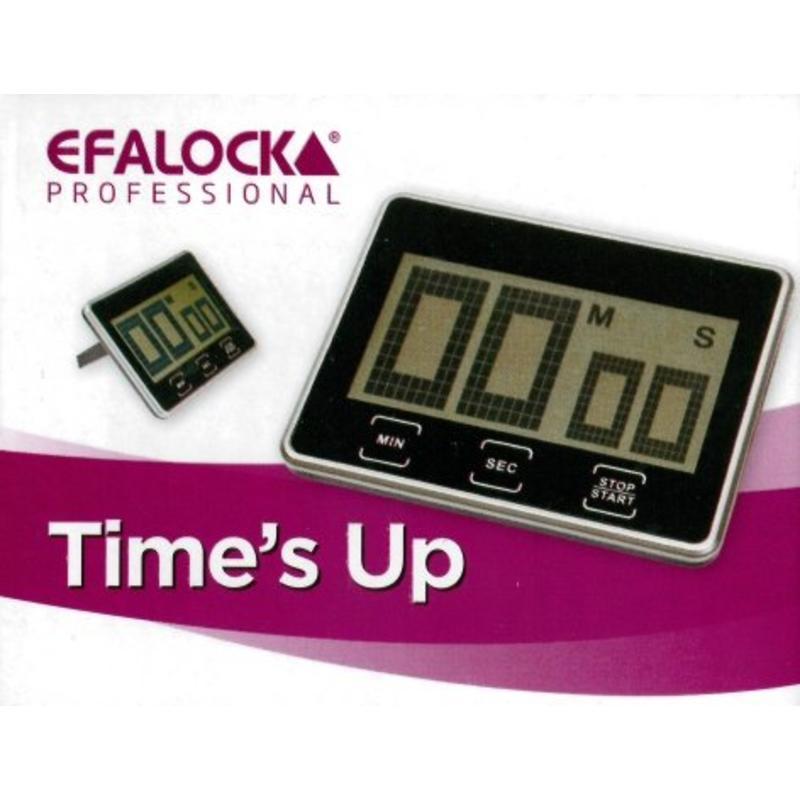 """Wekker Efalock """"Time's Up"""""""