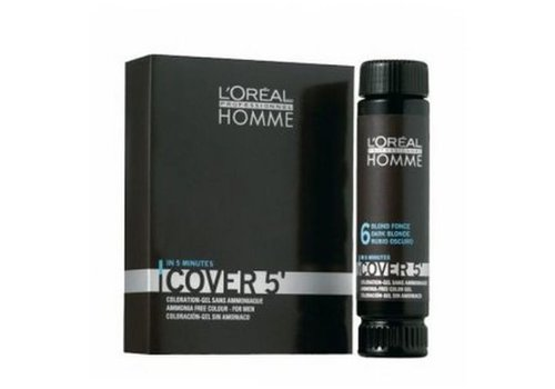 Loreal Loreal Cover Homme Bruin nr. 4 3x50ml