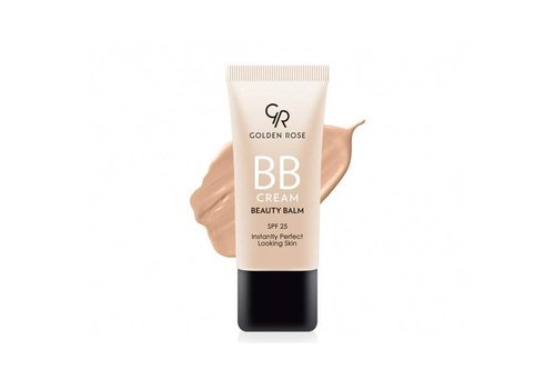Golden Rose GR BB Cream Beauty Balm 4 Medium