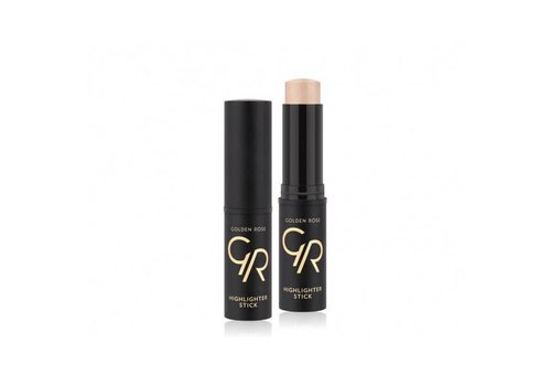Golden Rose Highlighter Stick 01 Radiant Gold