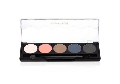 Golden Rose GR Pro Palet Eyeshadow 112 Mat