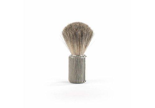 Sinelco Grey Bamboo- Scheerkwast- Barburys