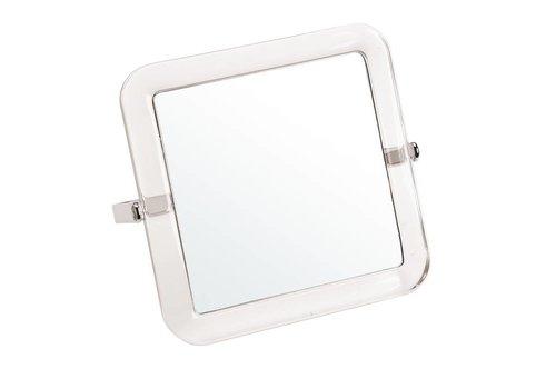 Sinelco Acrylic Spiegel Dubbelzijdig 15X15Cm  5X