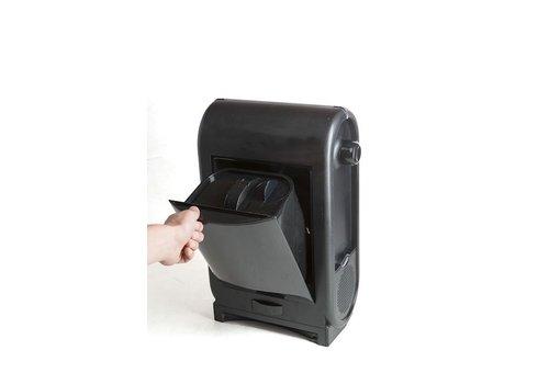 Sibel Eye Vac Vacuum Cleaner ( Haarstofzuiger)