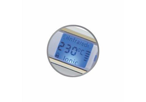 Sinelco Mach Plus Straightener Wit/Goudkl 45W/110-220V Ultron