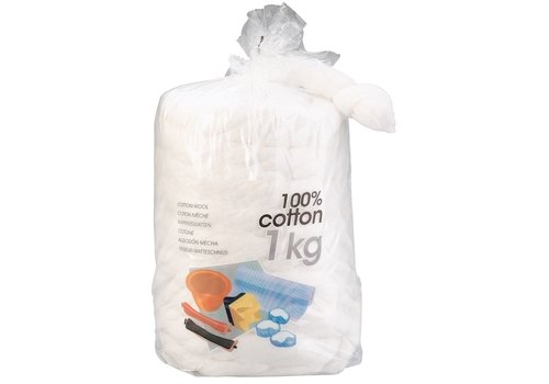 Sinelco Kapperswatte 1 Kg 100% Katoen