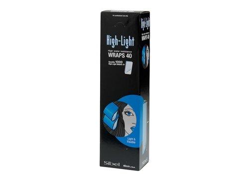 Sinelco High-Light Wraps 10X40Cm 1000St