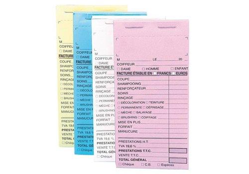 Sinelco Kasboek Zn Nummer Roze 10St
