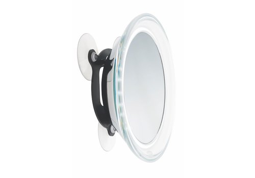 Sinelco Helsinki 19Cm Led Suction Mirror X5