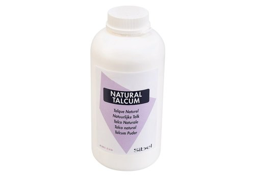 Sinelco Natural Talcum Strooibus 300Gr Clean All Sibel