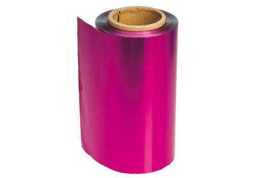 Sinelco Sibel Folie Aluminium Roze 12cmx100m 15MU