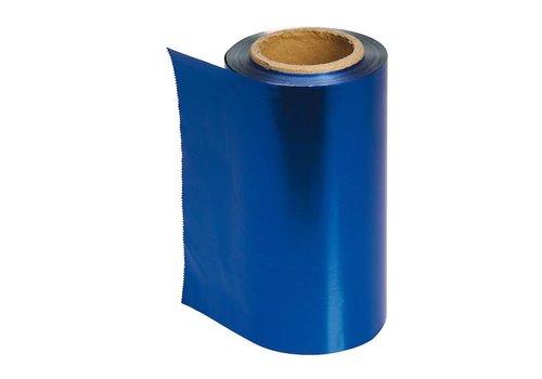 Sinelco Aluminium Folie 12Cm 480Gr Blauw 100M 15Mu
