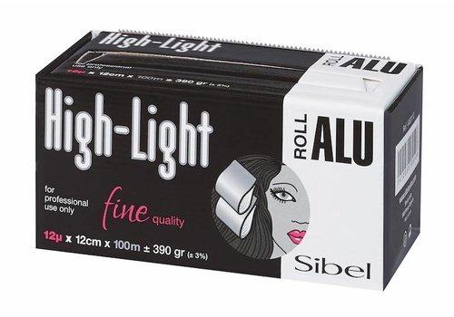 Sinelco High-Light 12mu Rol Aluminium 100M X 12Cm Sibel