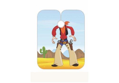 Sinelco Cowboy-Kinderkaplaken-Sibel
