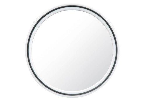 Sinelco Magic Kappersspiegel 22Cm Wit