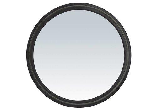 Sinelco Magic Kappersspiegel Zwart Sibel