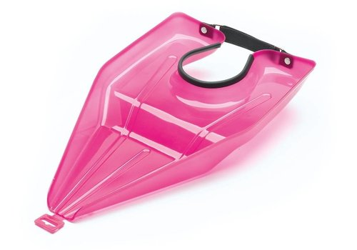 Sinelco Channel Draagbare Wasschelp Roze Sibel