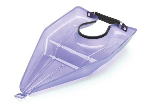 Sinelco Channel Draagbare Wasschelp Violet Sibel