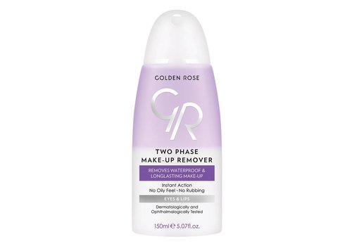 Golden Rose 2 Fasen Make-Up Remover