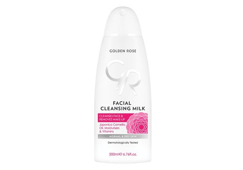 Golden Rose Facial Cleansing Milk