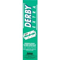 Derby Platinum Razor Blades Green 20 x 5st.