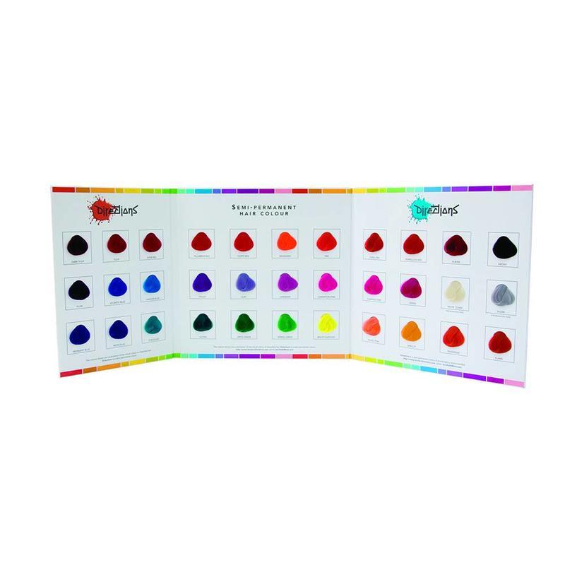Directions La Riche Kleurkaart