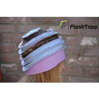 Flashtopp Kleurhoed Voor Multikleuring