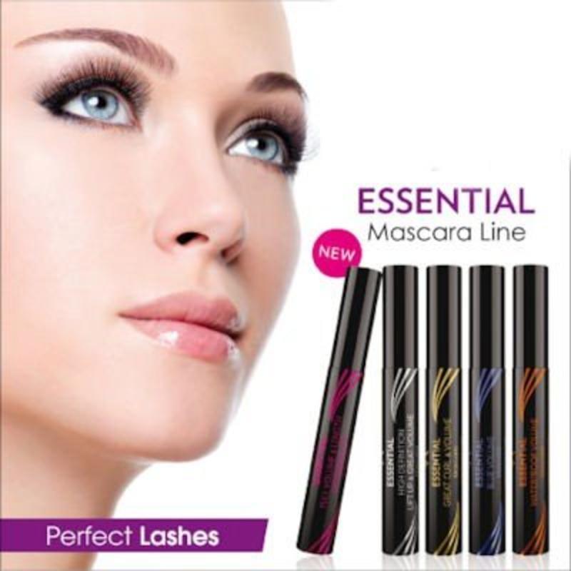 Essential Mascara Intense Black Volume