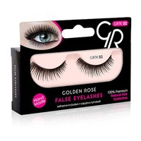 Golden Rose False Eyelashes Grtk02