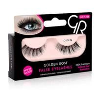 Golden Rose False Eyelashes Grtk06