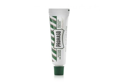Proraso Proraso Groen Scheercreme 10 ml