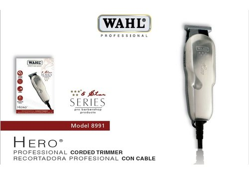 Wahl Wahl 5-Star Hero Trimmer Corded