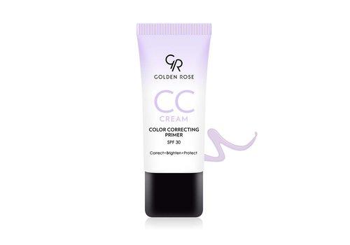 Golden Rose GR CC Cream Color Correcting Primer Violet