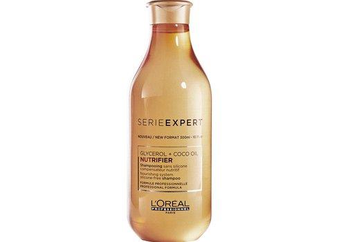Loreal Loreal Serie Expert* Nutrifier Shampoo 300ML