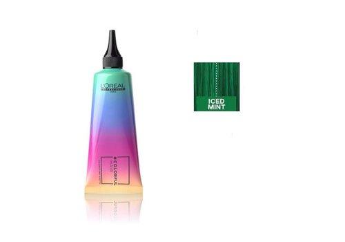 Loreal Loreal Colorful Hair Pepermint Green 90ml