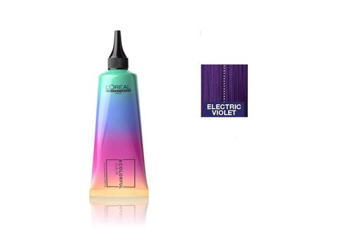 Loreal Loreal Colorful Elec.Paars