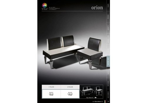 Salon Ambience Orion Sofa