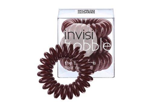 Invisibobble Invisibobble Original Elastiek Pretzel Brown 3 Stuks