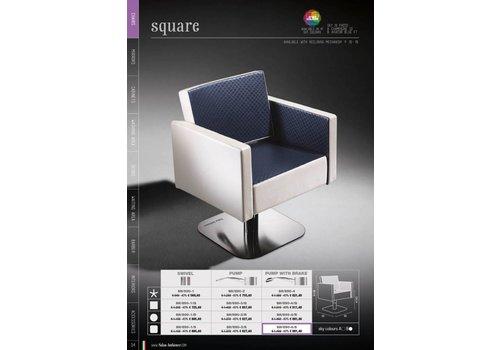 Salon Ambience Square Verstelbaar Met Blokkeerbare Pomp