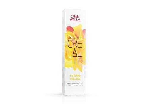 Wella Wella Color Fresh Create Future Yellow  60ML