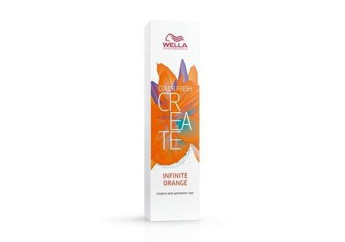 Wella Wella Color Fresh Create Infinite Orange  60ML