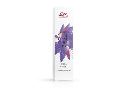 Wella Wella Color Fresh Create Pure Violet  60ML